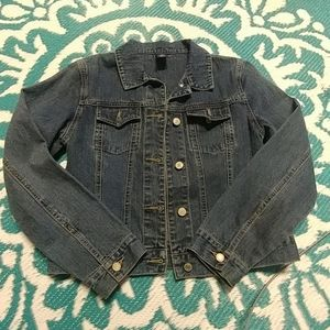 Gap Kids 14/16 jean jacket